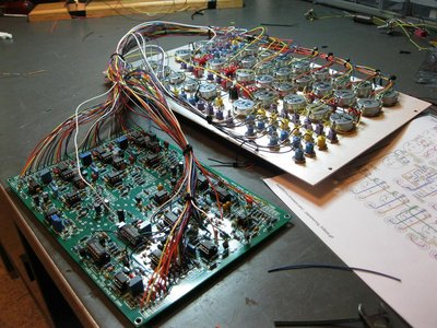 RF's DIY Modular Synth Pages
